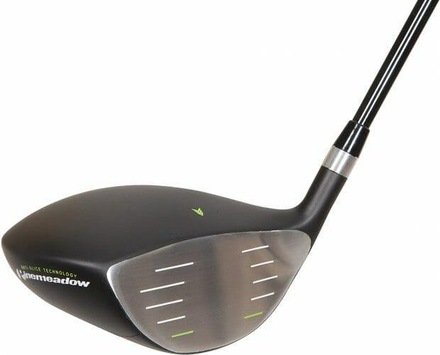 PGX Offset Golf Driver
