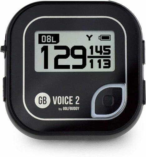 Golf Buddy Voice 2 Golf GPS Watch and Rangefinder