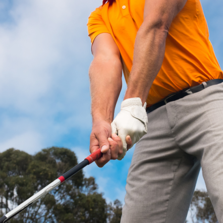 How To Correctly Grip A Golf Club