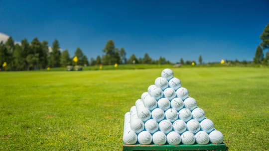 Best Low Compression Golf Balls For Seniors