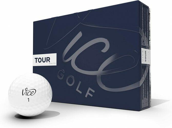 Vice Golf Tour White