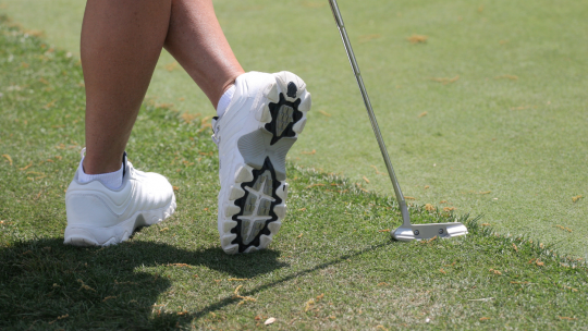 The Best Women's Golf Shoes
