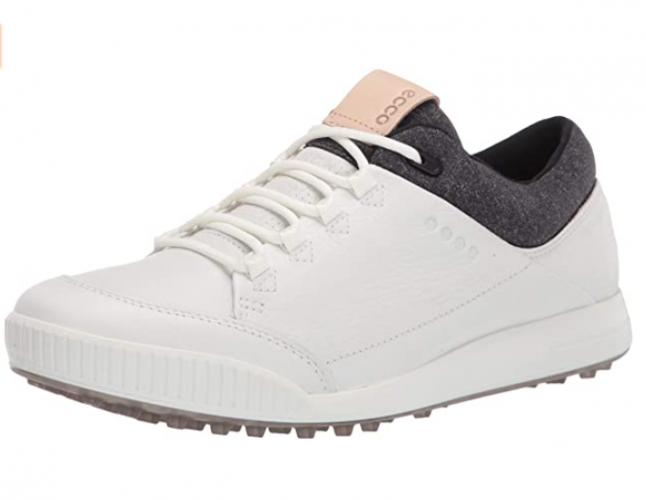 Ecco Athletic Men's Retro Street Golf Shoe