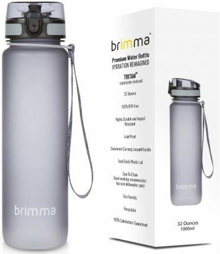 Brimma Premium Sports Water Bottle