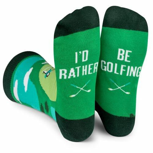 Lawley Fun Golf Socks