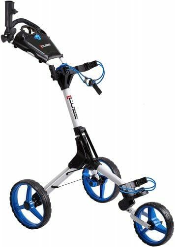 Cube Cart 3 Wheel Golf Push Cart