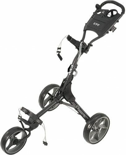 KVV 3 Wheel Foldable Push Cart