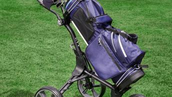 The Best Golf Push Carts